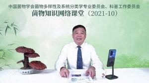 安惠董事长陈惠走进菌物知识网络课堂